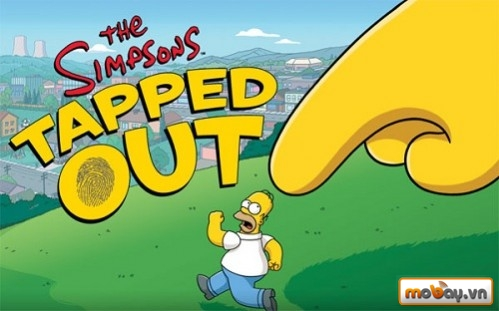Top 50 game Android hay nhất năm 2014 (P1) The Simpsons Tapped Out