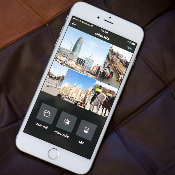 Trải nghiệm Instagram Layout trên iOS, instagram, ios, instagram layout, apple