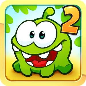 Cut the Rope 2 - Tiếp tục gây sốt thị trường game mobile, cut the rope 2, om nom, cut the rope, game android, game ios