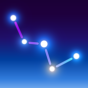 Sky Guide - Ngắm sao trên điện thoại iOS, Sky Guide, ung dung chiem tinh hoc, ung dung xem sao, ung dung ios